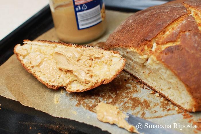 Szybko znikający chlebek kokosowy