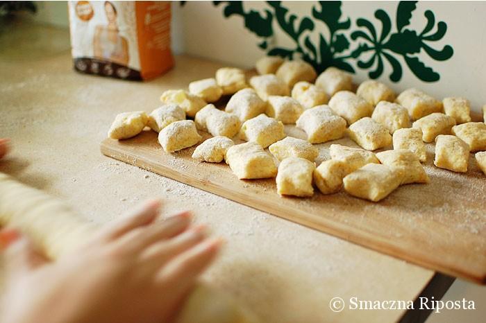 Gnocchi dyniowo-ziemniaczane