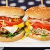Burger drobiowo-ziołowy