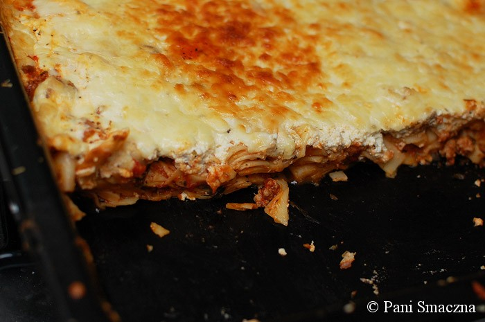 Łazankowa Lasagne
