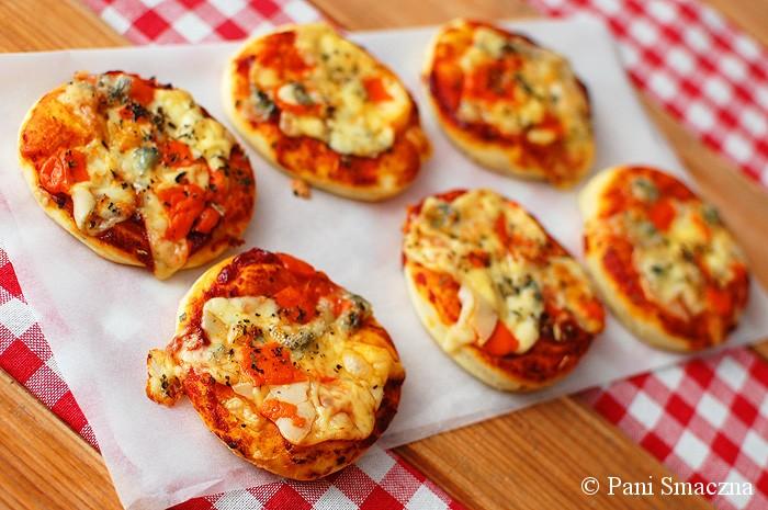 Pizzerinki 5 serów :)