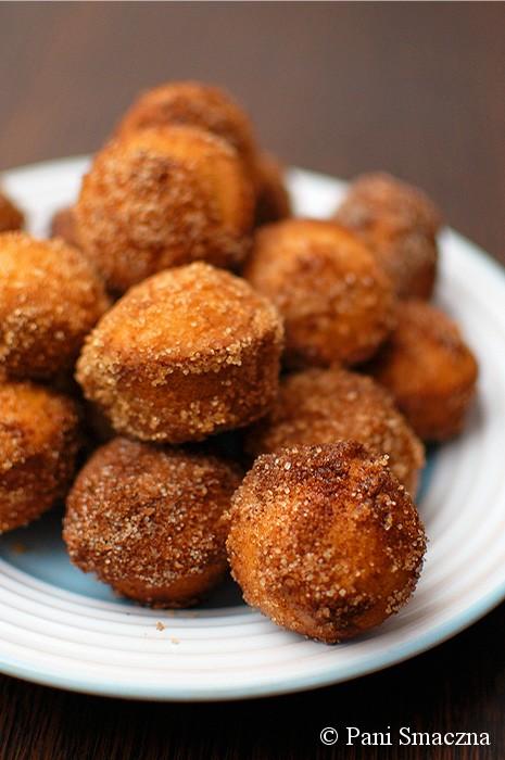 Pączuszki - mini muffinki