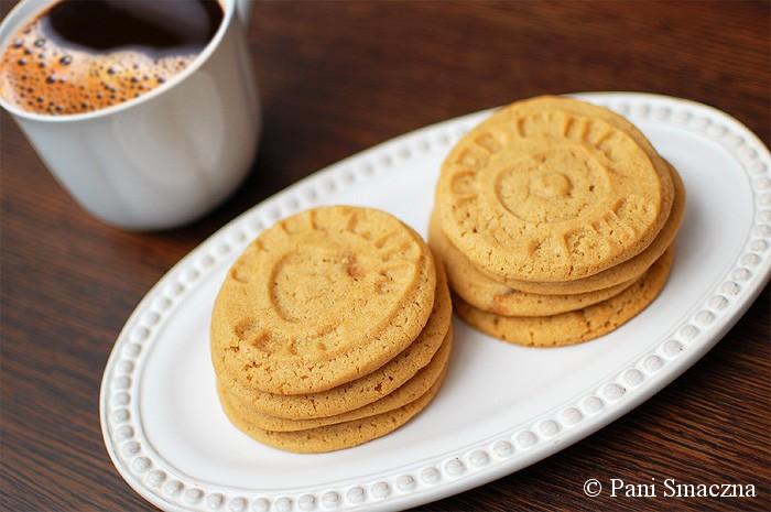 Kruche ciasteczka z masła orzechowego - pyszne!