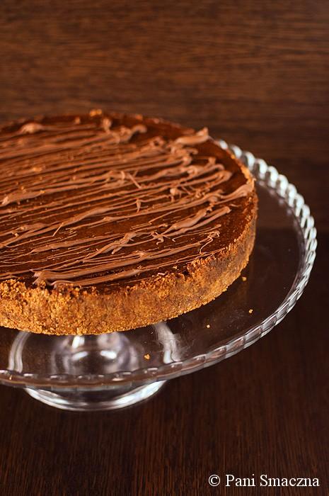 Potrójnie czekoladowe ciasto dyniowe