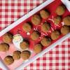 Pralinki z masła orzechowego i białej czekolady