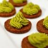 Pasta z zielonego groszku i awokado