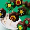 Wiosenne CAKE POPS kawowe – sposób na wykorzystanie pozostałych ze Świąt ciast