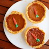 Mini paje z marchewką i ricottą