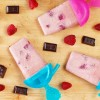 Lody czekoladowo – malinowe
